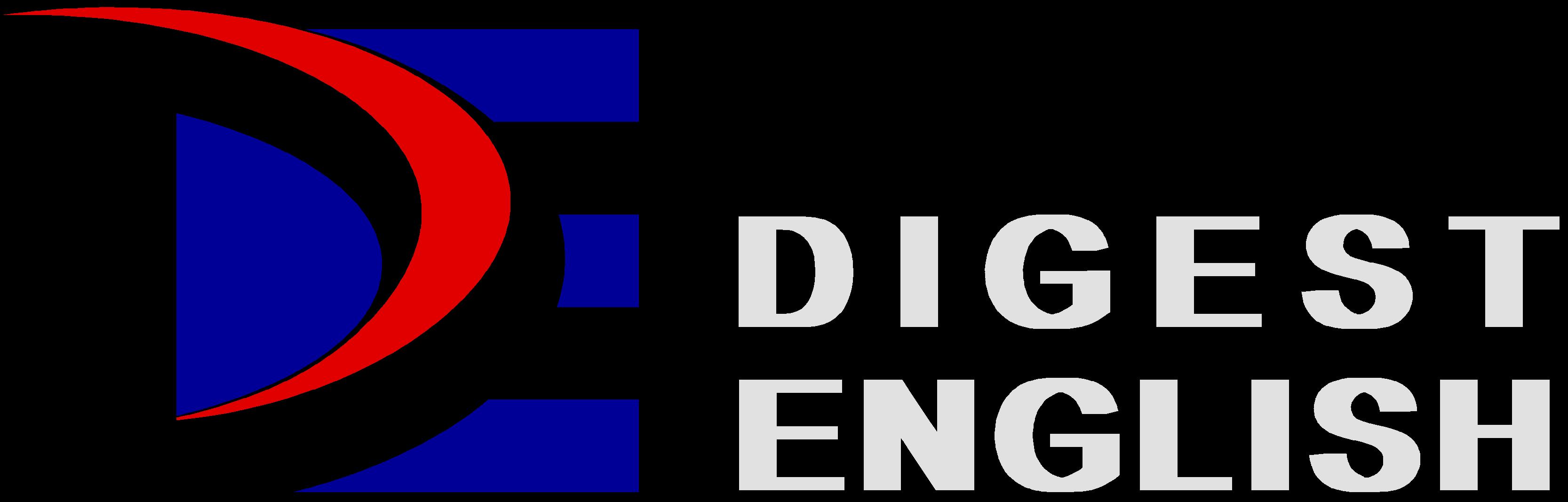 Digest English