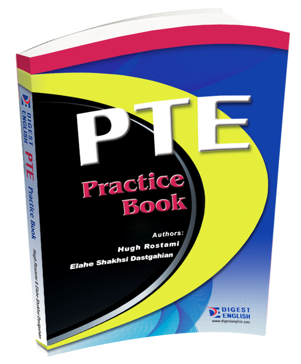 PTE practice book